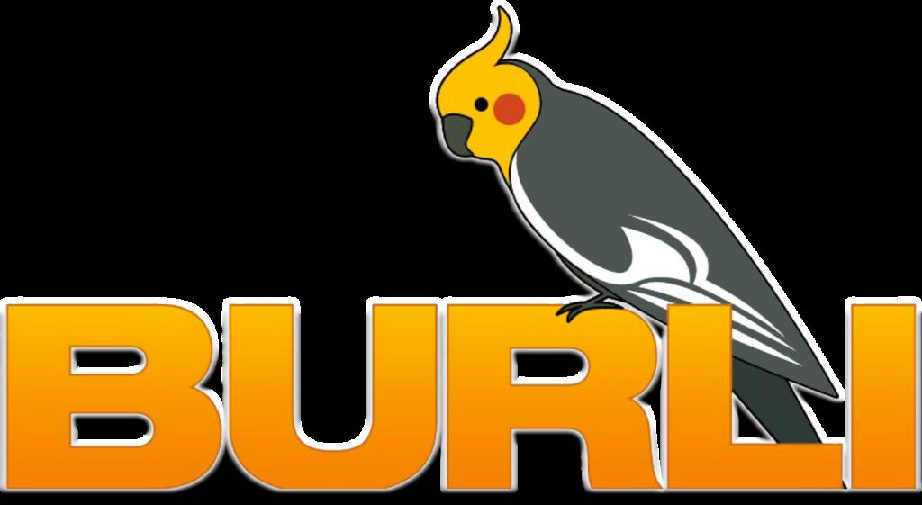 Burli Newsroom logo