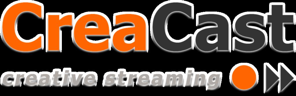 Creacast logo