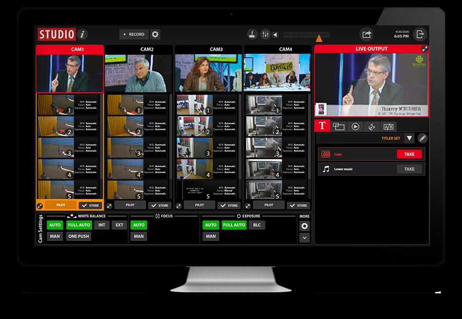 MultiCam System Studio