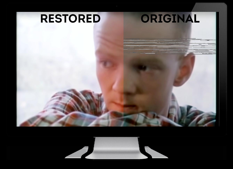 BVMedia restauro videoclip B