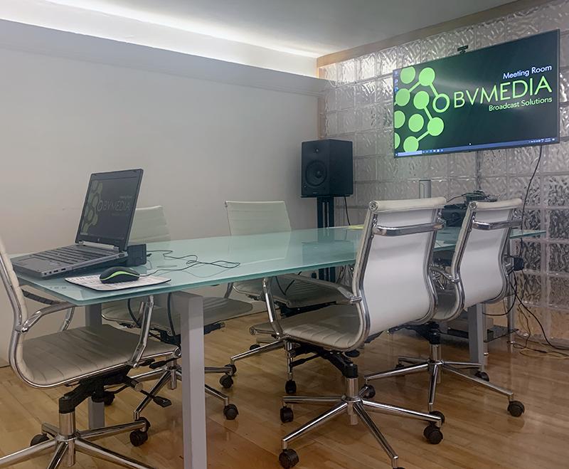 BVMedia Meeting Room