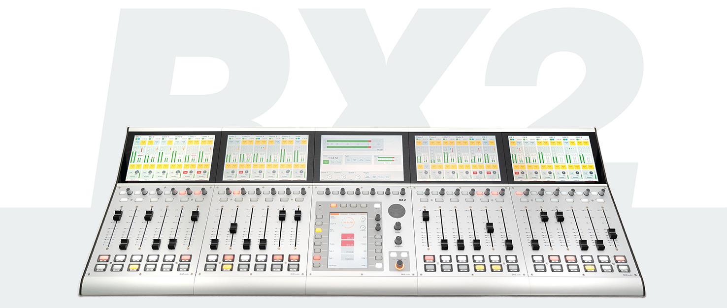 DHD audio RX2