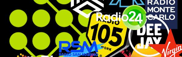 network radiofonici italiani clienti BVMedia automazione radio