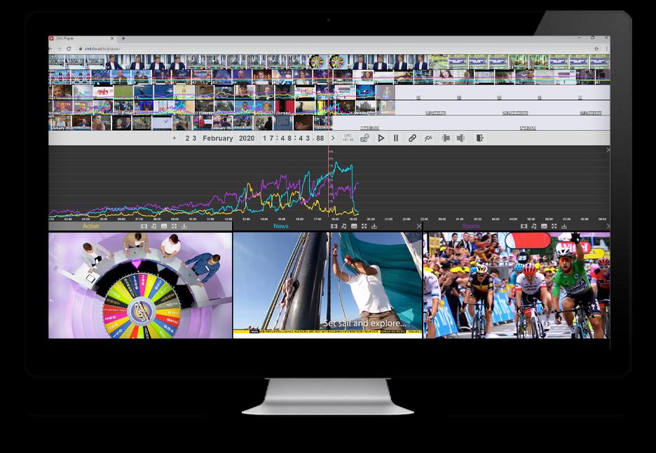 stirlitz video timeline + monitor
